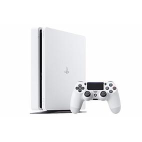Consola Sony Play Station 4 Ps4 Blanca 500gb Nuevas Zona Sur