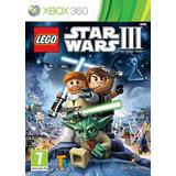 Juego Lego Star Wars 3 Xbox 360. Digital