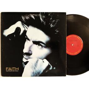 George Michael Faith - Vinilo Europe Nm/ex Pop Rock