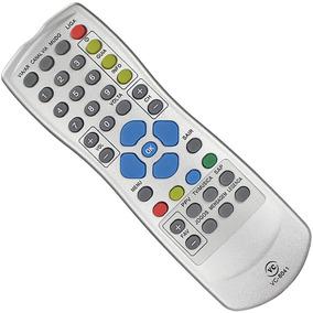 Controle Remoto Claro Tv Ou Via Embratel Novo Original