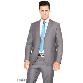 Terno Carducci Slim Importados   Masculino   Vários Modelos