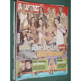 Revista Paparazzi 211 Natalia Oreiro Reech Susana Gimenez