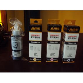 Tintas Epson Original L200 L210 L110 L355 L555