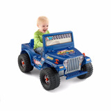 Montable Jeep Electrico Power Wheels X6656