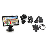 Gps Grande 5 Pulgadas Hd 4gb Video Mapas Bluetooth Av. Tr.fm
