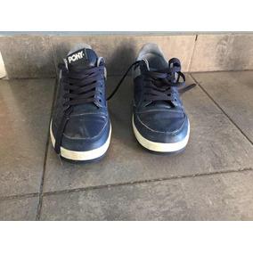 Zapatillas Pony Azules