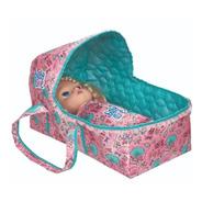 Kit Moises E Bolsa Porta Fraldas Baby Alive Pacific