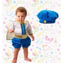 Disfraz De Principe Para Bebe Niño Anaindy