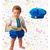Disfraz De Principe Para Bebe Niño Kids Republic