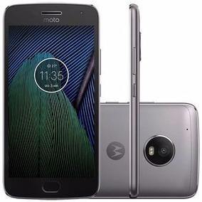 Motorola G5 32g Detector De Huellas.- Libres - 6 Meses Gtia