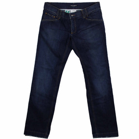 Pantalón De Mezclilla Dolce & Gabbana Para Hombre Talla 42