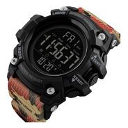 Reloj De Pulsera Skmei 1384 Cronometro Fecha Wr50m