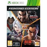 Lucha Edición Tekken 6 / Tekken Tag Torneo 2 Y Soul Calibur