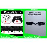 Lb Rb Para Control De Xbox One 3.5 Mm Nuevo, Unidad