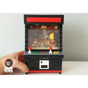 Street Fighter   Arcade Blocos De Montar \ 1060 Pcs
