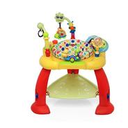Jumper Rebotador Centro De Actividades Para Bebés Luz/sonido Asiento Gira 360