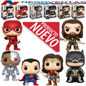 Muñecos Funko Pop Originales Coleccion Liga De La Justicia