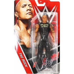 Boneco Wwe The Rock Lacrado Original Pronta Entrega