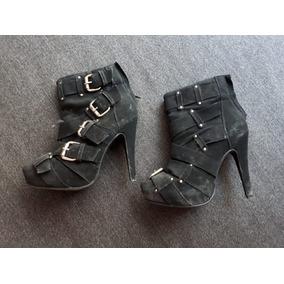 Botas Botines Zapatos Dama Ropa Mujer Requieren Reparación