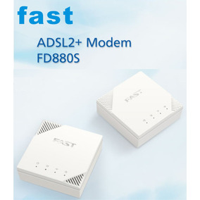 Modem Adsl2+ Banda Ancha Fast Nuevo Oferta