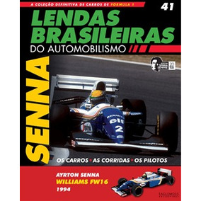 Lendas Do Automobilismo Brasileiro - Willians Senna 94.