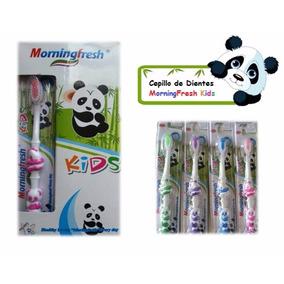 Caja 12 Cepillo Dientes Infantil Dental Panda Mejor Precio
