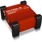 Direct Box Behringer Ultra-g Gi100 Ativo - Loja Oficial