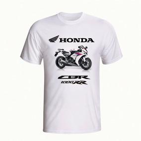 Camisa Camiseta Personalizada Moto Honda Cbr1000rr