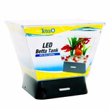 Tetra Betta Tank Led Usb. Bettera De Diseño. Acrílico. Sarab