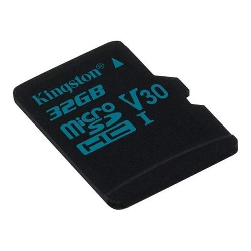 Cartão de memória Kingston SDCG2 Canvas Go! com adaptador SD 32GB