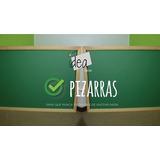 Pizarron Pizarra Para Tiza De 120 X 200 Marco Madera Cedro