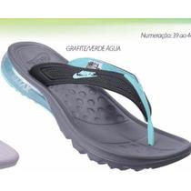 Sandália Nike Air Max Chinelo Dedo Pronta Entrega Nacional