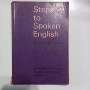 Steps To Spoken English Longmans