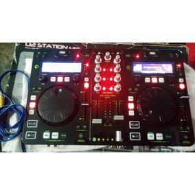 Controlador Dj Tech U2 Station Mkii
