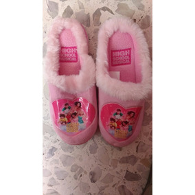 Pantuflas Para Niñas High School Musical
