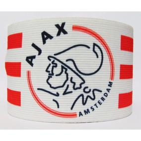 Gafete Capitan Ajax Amsterdam Holanda
