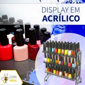 Display Organizador De Esmaltes Acrilico P/ 150 Esmaltes