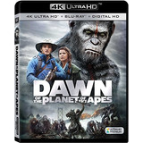 4k Blu-ray : Dawn Of The Planet Of The Apes (with Blu-ra...