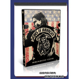 Box Dvd Sons Of Anarchy Coleção Completa Dublado Legendado