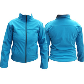 Campera Térmica Softshell Impermeable Hombre Mujer Talle S