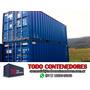 Contenedores Maritimos Obrador Container 20 Pies 6m San Juan
