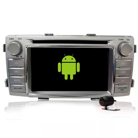 Central Multimídia Hilux Srv 2012 Android 6.0 Bluetoooth, Tv