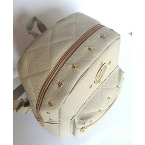 Cartera De Dama Tipo Morral Backpack Mk