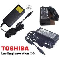 Fuente Cargador Notebook Toshiba 19v 3.95a Nuevo Garantial!