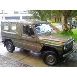 Capota Para Jeep Mercedes Benz G230 Chassis Largo
