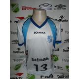 Camisa Oficial Minas Tenis Clube-mg Volei 2015 Tamanho Gg
