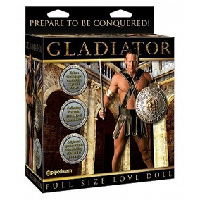 Muñeco Inflable Gladiador Pd351800 Sexshop Kisme