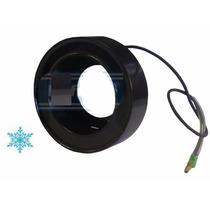 Bobina Magnetico Do Compressor 7h15 Universal 12 Volts
