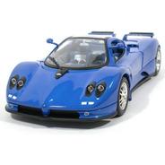 Pagani Zonda C12 1:18 Motormax Carros Miniaturas Réplicas