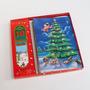 Set De 10 Tarjetas Vintage Navidad
